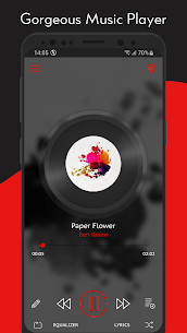 Crimson Music Player – MP3, Lyrics, Playlist App Download For Android 1
