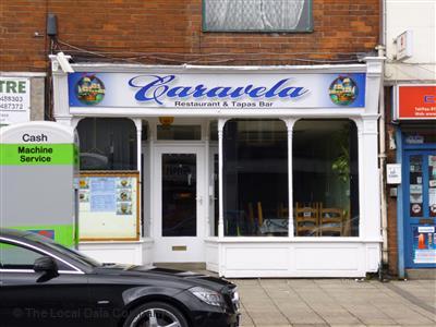 Caravela On Frodingham Road Restaurant Spanish In