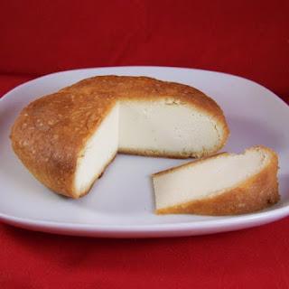 Crumbly Almond Feta.