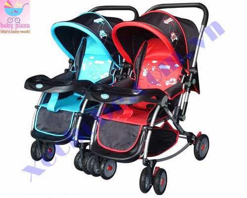 Xe đẩy trẻ em đa năng BP42