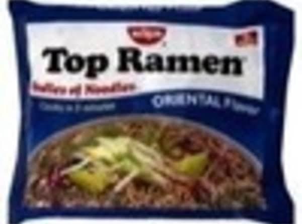 Ramen Spring Salad Recipe