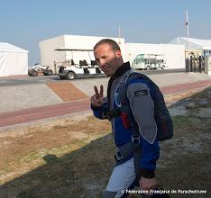 Photo: 4e Dubai IPC, Manu Bouchard, capitaine de la Rotation - 2013