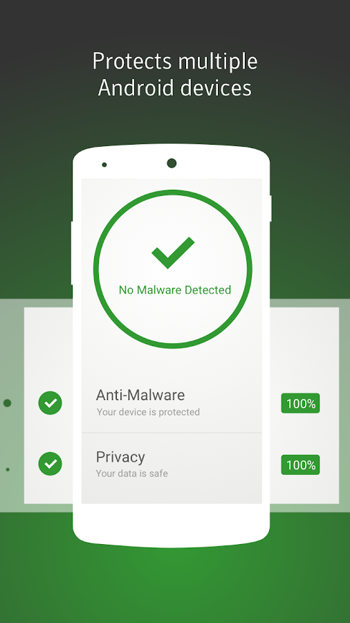 Mobile Protection App