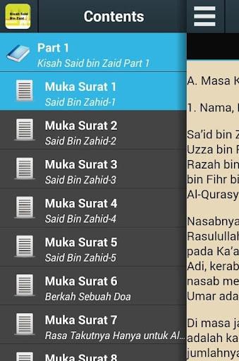 Kisah Said bin Zaid