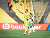 FC Nantes-supporters eisen het vertrek van hun voorzitter ondermeer door de samenwerking met Mogi Bayat