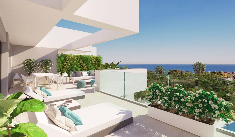 Appartement avec terrasse Manilva