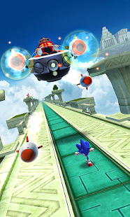 Sonic Dash Capture d'écran