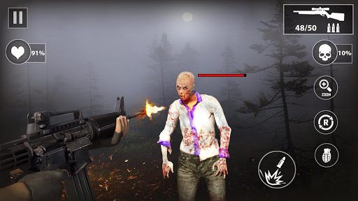 Dead Walk City screenshot 14