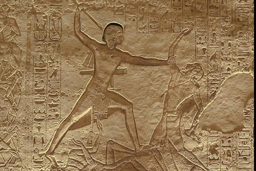 Ramses II à Qadesh