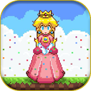 Princess Color by Number - Kids Color Number Draw icon