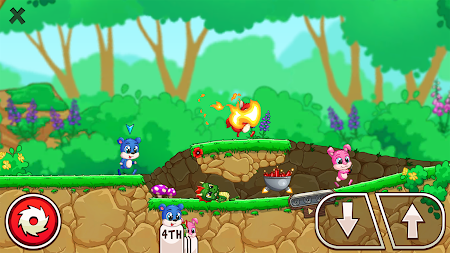 Fun Run 3 - Multiplayer Games APK screenshot thumbnail 6