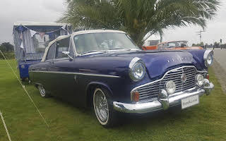 Ford Zephyr Convertible Rent Southland