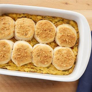 Crunchy Biscuit Chicken Casserole Recipe