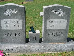 Photo: Miller, Leland E. and Virginia L.