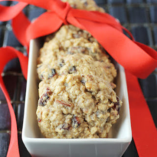 Triple Oatmeal Cookies Recipe