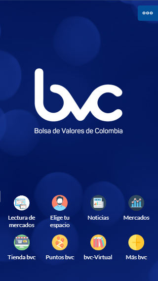Скриншот Conozca la BVC