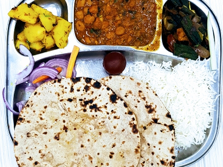 Swadesh North Indian Thali Gujarati Thali Food Restaurant