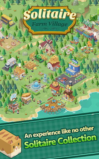 Solitaire Farm Village 1.5.4 screenshots 8