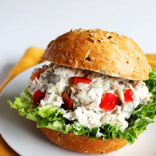 Feta Dill Chicken Salad