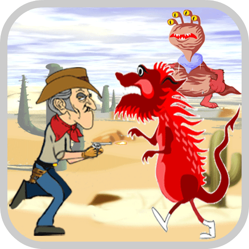 Desert Monster Shooting