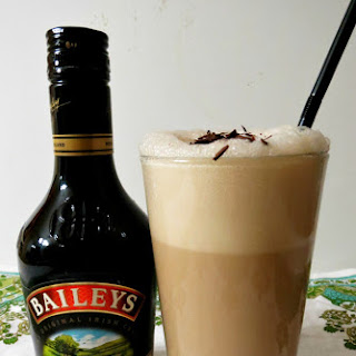 Bailey's Irish Cream Shake.