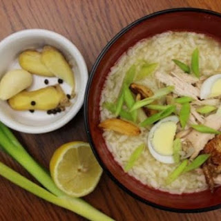 How to cook Arroz Caldo with Turkey