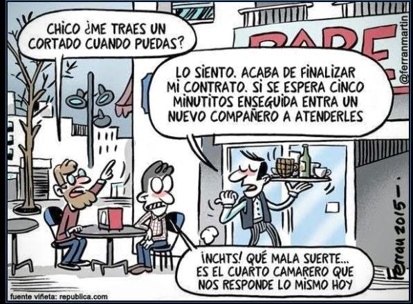 Noticias criminología. La realidad del descenso del paro en España. Marisol Collazos Soto. Criminologia, ciencia, escepticismo