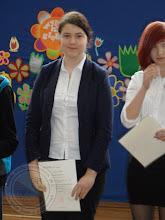 Photo: Laureaci Wojewódzkich Konkursów Przedmiotowych - W. Suchowolec 2d j.angielski