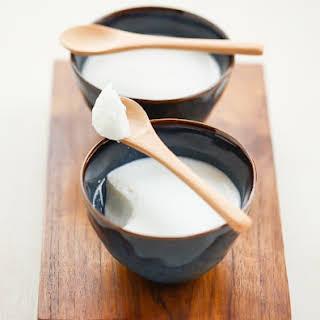 Coconut Pudding Coconut Milk Recipes.