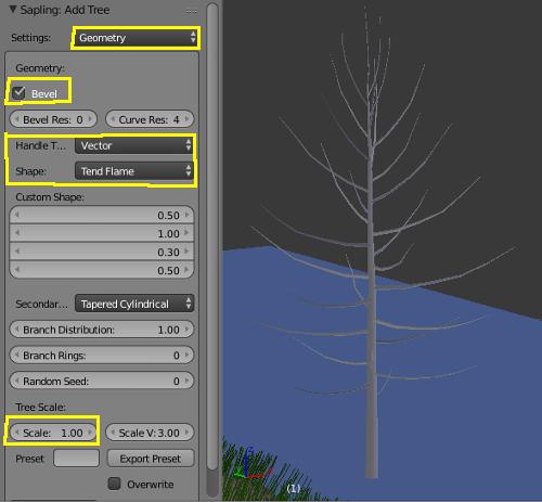 blender tree island 2