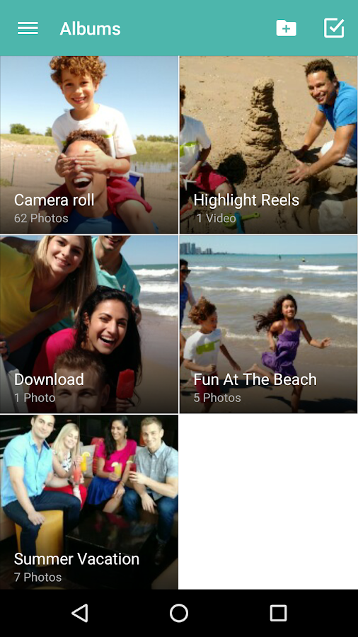 Motorola Gallery- screenshot