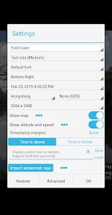 Timestamp Camera Pro Apk [Paid + Full Unlocked] 6