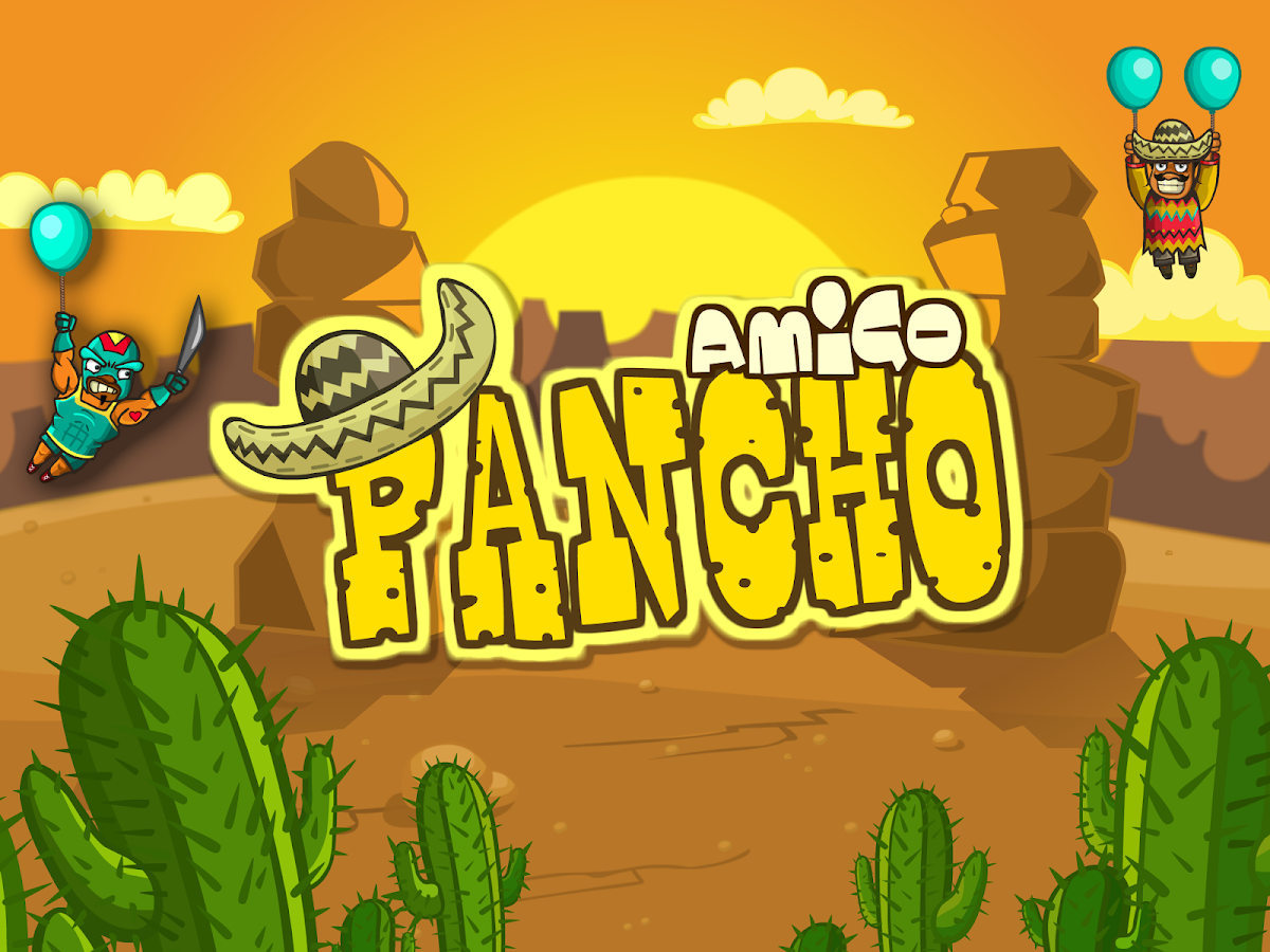 Amigo Pancho- screenshot