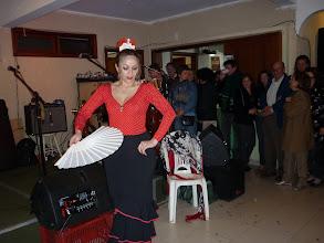 Photo: Apresentação de dança flamenca com Chari Gonzales.