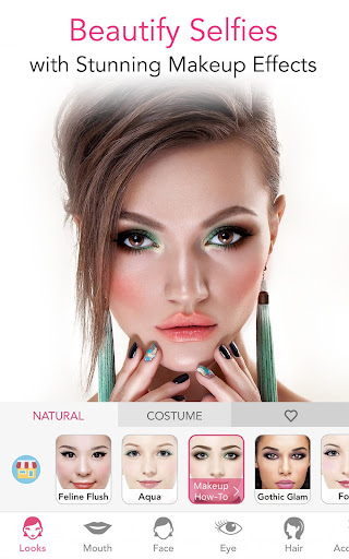 YouCam Makeup - Magic Selfie & Virtual Makeovers 5.30.5 screenshots 2