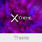 xBlack - Purple Theme