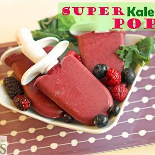 Super Kale Pops.