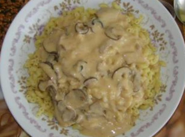 Wild About Mushrooms Recipe