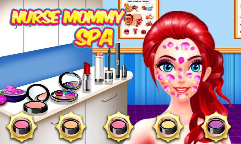 android Infirmière maman SPA - Salon Screenshot 1