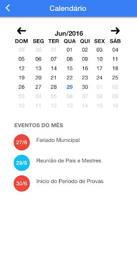 CNSF School App - Barbalha/CE 3.1.0 screenshots 5
