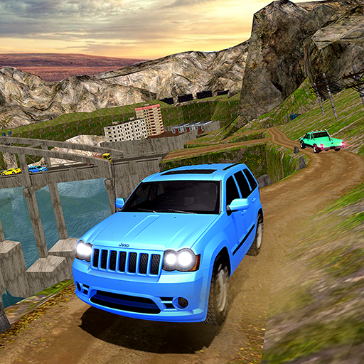 Off Road Jeep Mountain Hill Climbing 4x4 jeep Hill (game)