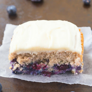 Blueberry Oat Cake Healthy Recipes