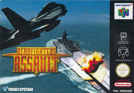 Aero Fighters Assault