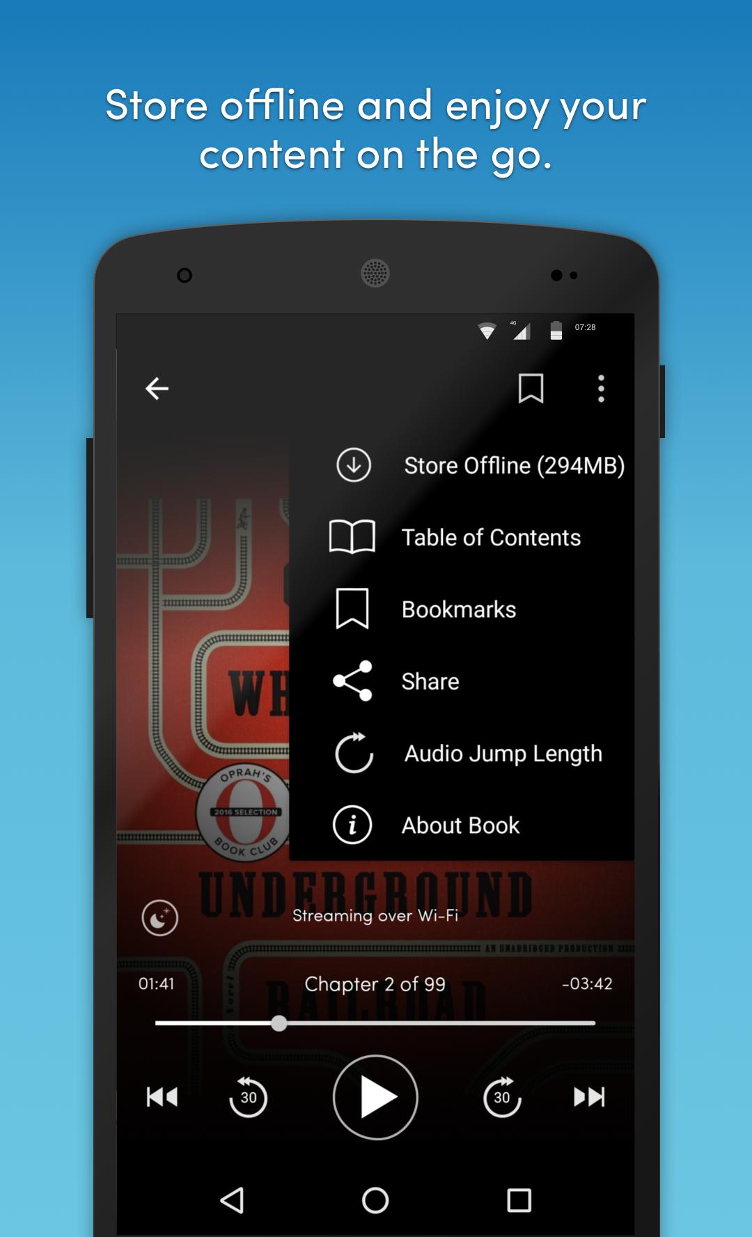 Scribd - A World of Books screenshot #5