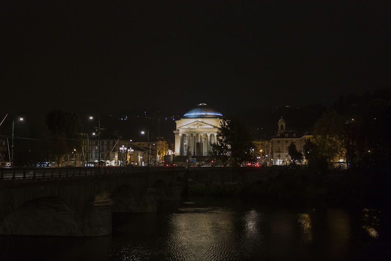 Torino in notturna di GiuliaPalladino
