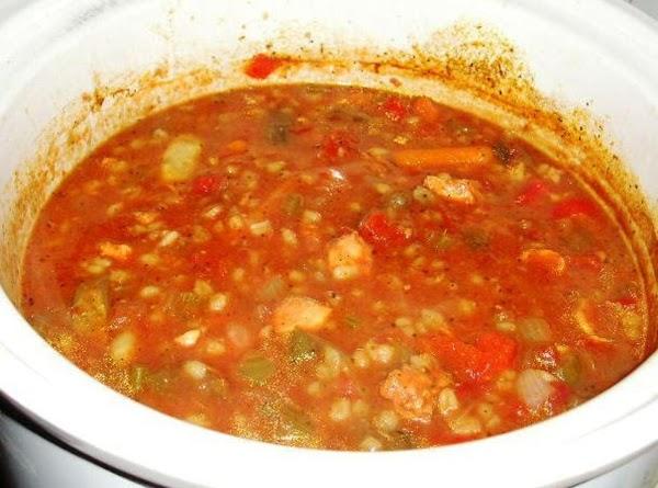 Chicken Vegetable Stew Recipe