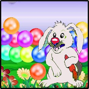 Bubble Shooter Rabbit 2