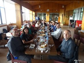 Photo: Islahiye Belediyesi Kültür Merkezi'nde kahvaltı yapıyoruz. - Gaziantep -19.05.2016 Saat: 06:30 Mezopotamya (Gaziantep-Şanlıurfa-Adıyaman Nemrut Dağı)  Etkinliği. - 19-20-21-22 Mayıs 2016