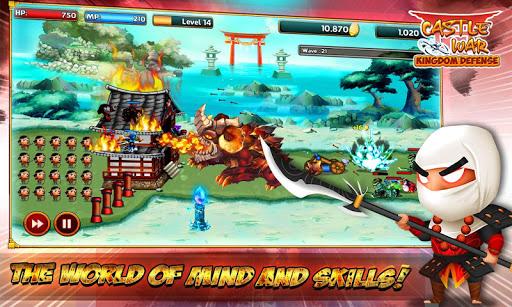 Kingdom Defense: Castle War TD poster