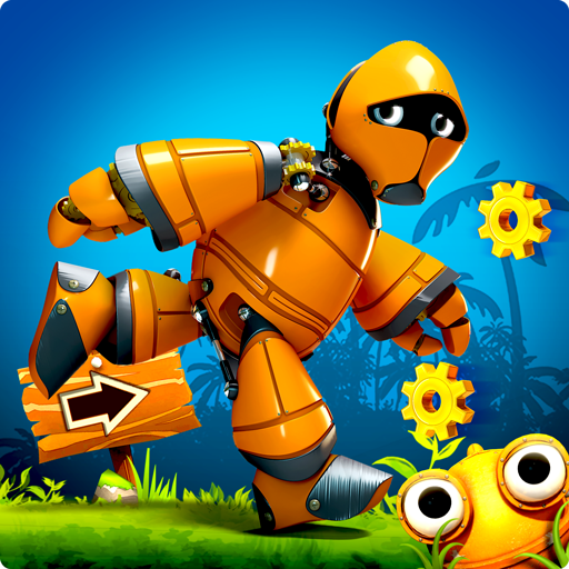 Maxim the robot: Meca World Adventures file APK for Gaming PC/PS3/PS4 Smart TV